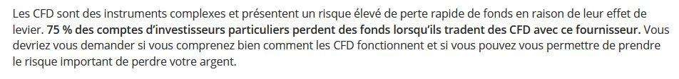 eToro CFD
